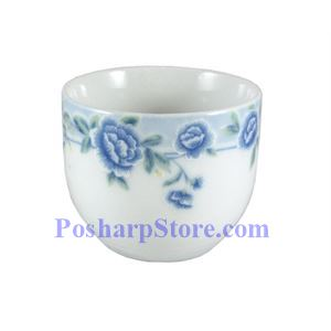 Picture of Cheng's Blue Peony Classic Porcelain Tea Cup