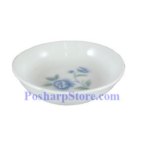 Picture of Cheng's Blue Peony Porcelain Saucer