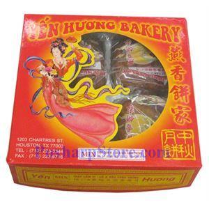 Picture of Yen Mix Thap Cam Vi  Ca & Dau Xanh Trung Vietnamise  Mooncake