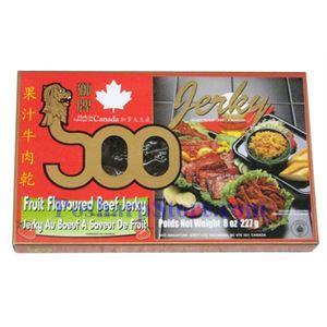Picture of Soo Jerky Fruit Flavored Beef Jerky6(OZ)
