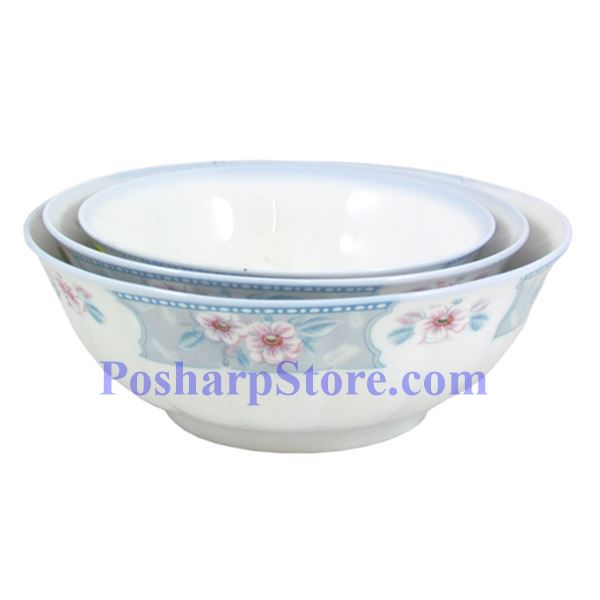 Picture for category Spring Blossom 8-Inch Surface-Waved Porcelain  Bowl