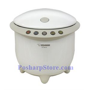 Picture of Zojirushi NS-XBC05WR 3-Cup Rizo Micom Rice Cooker, White