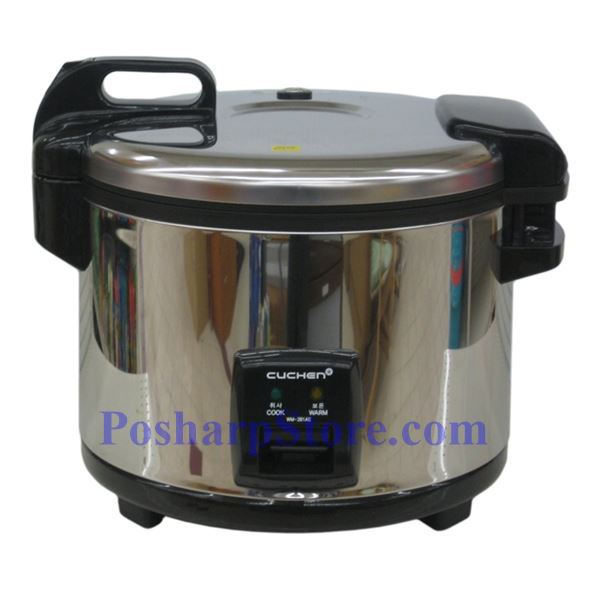 Commercial Electric Rice Cooker ~ Cuchen cup commercial electric rice cooker warmer