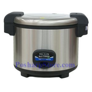 Picture of Mr. Rice SC-5400S 35-Cup Stainless Steel  Rice Cooker and Warmer