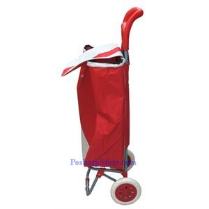 Picture of PVC Folding Shopping Cart
