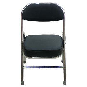 Picture of  BaoFa Black Child Folding  Chair