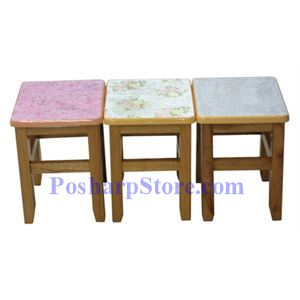 Picture of Fireproof Wooden Stools