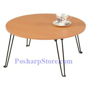 Picture of Living Master Round  Folding Occasional Table