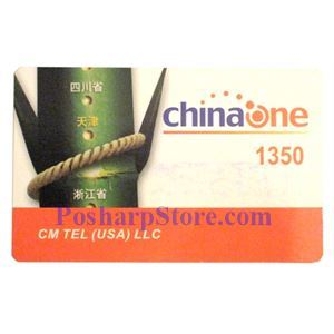 Picture of ChinaOne Long Distance Phone Card