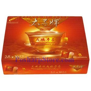 Picture of Prince of Peace® American Wisconsin Ginseng Root Tea 60 Teabags