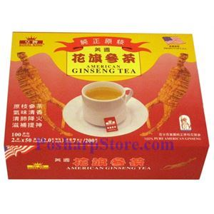Picture of Royal King American Ginseng Tea