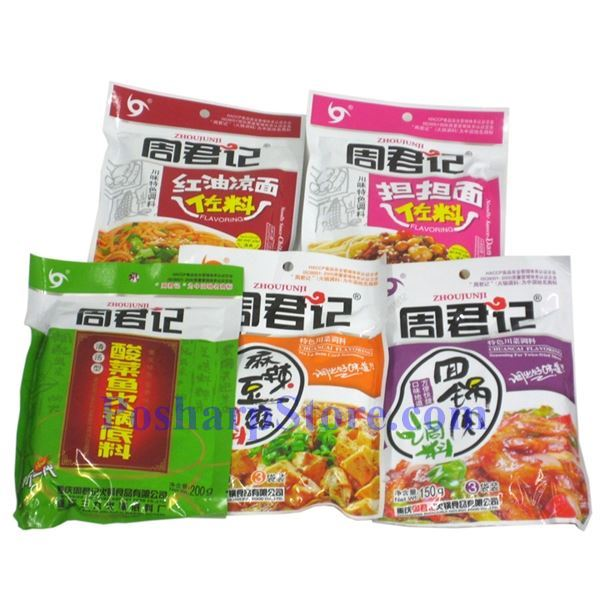 Picture for category Chongqing ZhouJunji Dan Dan Noodle Sauce