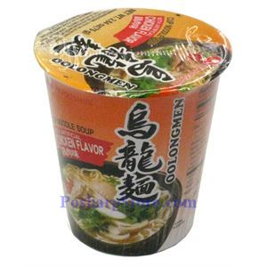 Picture of Nong Shim OolongMen Cup Noodle Soup with Artificial Chicken Flavor