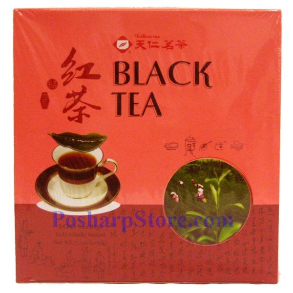 Picture for category Tenren Black Tea  With 100 bags