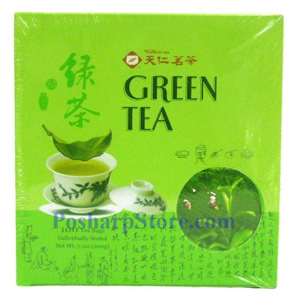 Picture for category Tenren  Green Tea With 100 bags