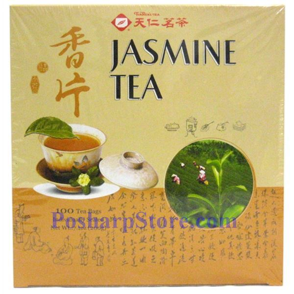 Picture for category Tenren  Jasmine Tea With 100 Bags