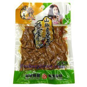 Picture of Hui Ji Food Spicy Prepared Sliced Tofu