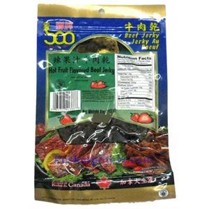Picture of Soo Jerky Hot Fruit Flavored Beef Jerky 3(oz)