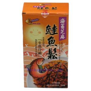 Picture of Mama's Kitchen Salmon Fiber with Seaweed & Sesame