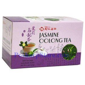 Picture of Tenren  Jasmine Oolong Tea With 20 bags