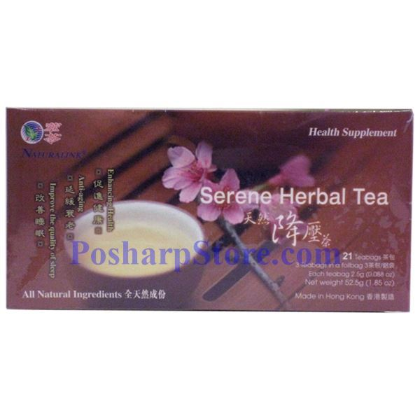 Picture for category Naturalink Secrene Herbal Tea