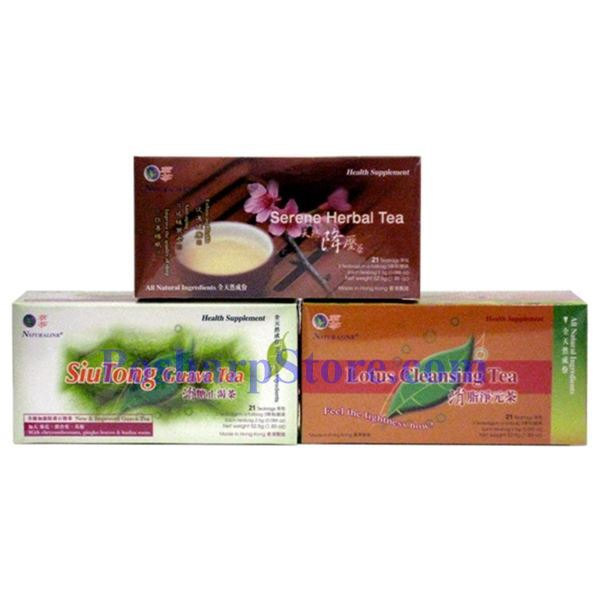 Picture for category Naturalink Lotus Cleansing Tea
