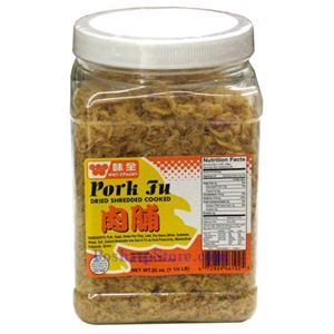 Picture of Wei-Chuan Dried Shredded Cooked Pork Fu