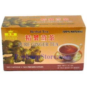 Picture of Royal King Pure Ginger Herbal Tea