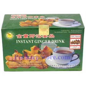 Picture of Golden Child Instant Ginger Drink