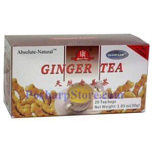 Picture of Absolute-Natural Sugar Free Ginger Tea