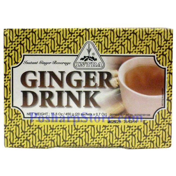 Picture for category Intra Instant Ginger Beverage Ginger Drink