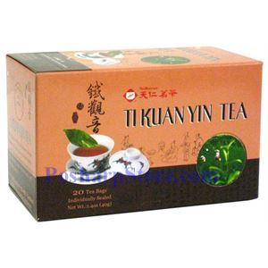 Picture of Tenren  Tiguanyin Tea With 20 bags