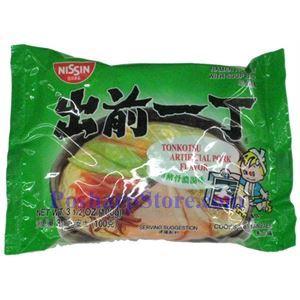Picture of Nission Tonkotsu Pork Flavor Instant Noodle