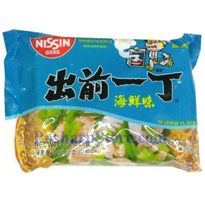 Picture of Nission Seafood Flavor Instant Noodle