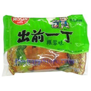 Picture of Nission Chicken Flavor Instant Noodle