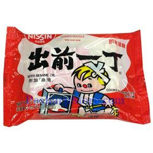 Picture of Nission Instant Noodle with Sesame Oil