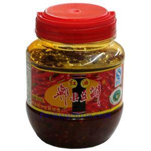Picture of Sichuan Hongyu Pixian Doubanjiang with Oil (Doubanjiang) 1.1lbs