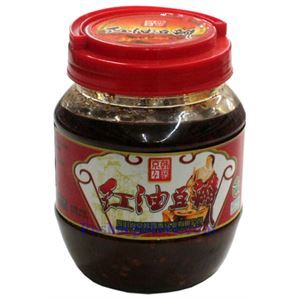 Picture of Jinghan Siji Broad Bean Paste with Chili Oil