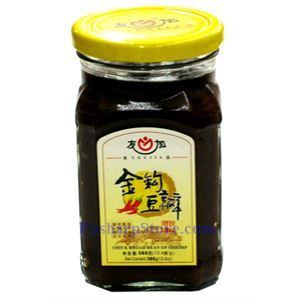Picture of Youjia Chili Broad Bean Paste with Baby Shrimp (Doubanjiang) 13.4 oz