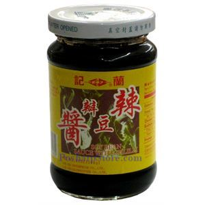 Picture of Lan Cai  Soy Bean Sauce with Chili 11oz