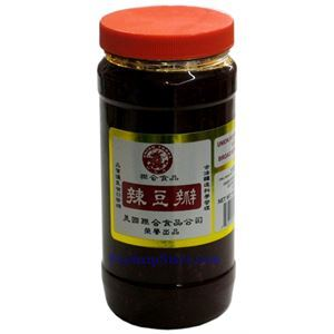 Picture of Union Food Brand Hot Bean Paste 8 oz