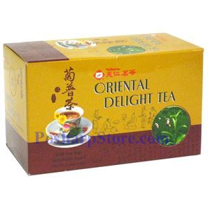 Picture of Tenren Oriental Delight Tea With 20 bags