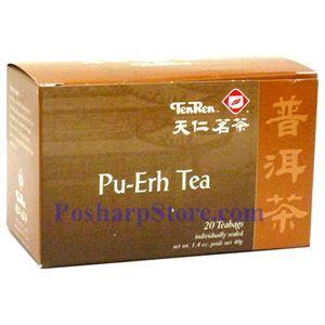 Picture of Tenren Pu-erh Tea With 20 bags