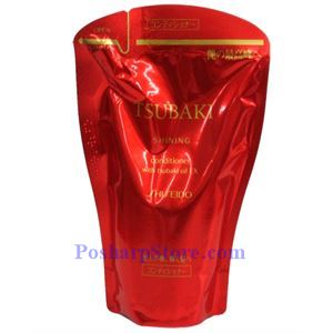 Picture of Shiseido Tsubaki Shining Conditioner with Tsubaki Oil EX Refill 450 ML