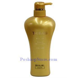 Picture of Shiseido Tsubaki Head Spa Shampoo with Essential Oils 550 ML
