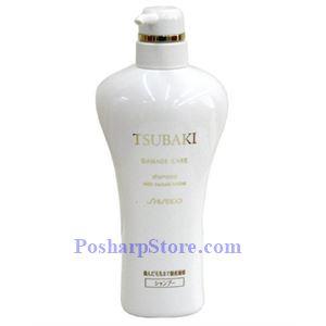 Picture of Shiseido Damage Care Shampoo with Natural Tsubaki Oil 550ML