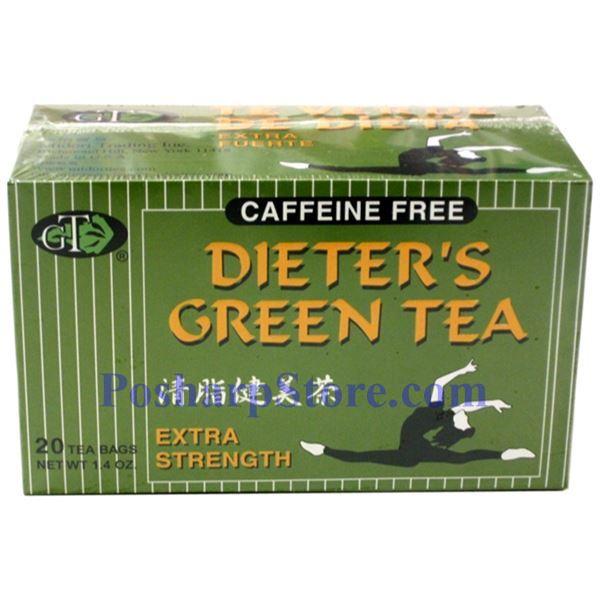 Dieter green tea