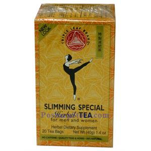 Picture of Triple Leaf brand  Sliming Special Herbal Tea 20 Teabags