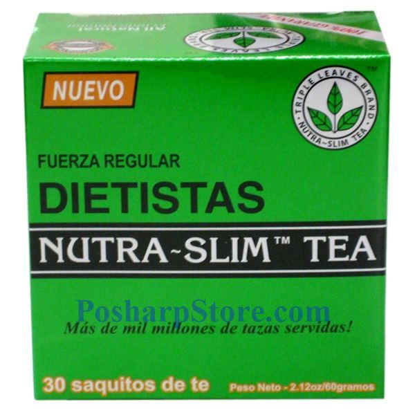 Picture for category Triple Leaves Brand Dieter's Nutra Slim Tea 30 Teabags