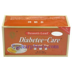 Picture of Beauti-Leaf Diabetee-Care Special Tea 20 Teabags